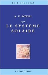 A-E Powell - Le système solaire.
