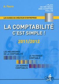 A Faure - La comptabilité, c'est simple !.