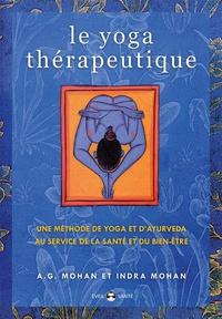 Lesmouchescestlouche.fr Le yoga thérapeutique - Une méthode de yoga et d'ayurveda au service de la santé et du bien-être Image