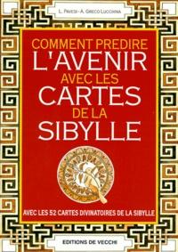 Histoiresdenlire.be COMMENT PREDIRE L'AVENIR AVEC LES CARTES DE LA SIBYLLE. Avec les 52 cartes divinatoires de la sibylle Image