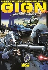 Jean-Luc Calyel et Damien Bouche - GIGN la BD Tome 2 : .