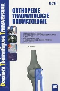 A Huber - Orthopédie-traumatologie-rhumatologie.
