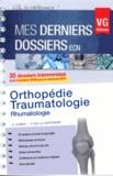 A Huber et Paul de La Caffinière - Orthopedie, traumatologie.