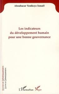 A i. Yenikoye - Les indicateurs du developpement humain pour une bonne gouvernance.
