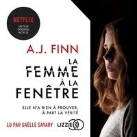 A. J. Finn - La femme à la fenêtre.