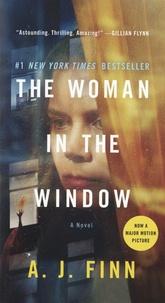 A. J. Finn - The Woman in the Window.