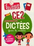 A. J. Le Clercq - Je m'entraîne aux dictées CE2.