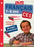 A. J. Le Clercq - Je réussis en français CE1.