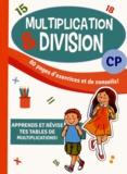 A. J. Le Clercq - Multiplication & division CP - 80 pages d'exercices et de conseils !.