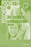 A Jan et R Kermène - Vie sociale et professionnelle BEP tertiaires et industriels - Corrigé.