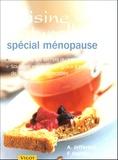 """A Jefferson et F Hunter - Recettes de cuisine naturelle """"spécial ménopause""""."""