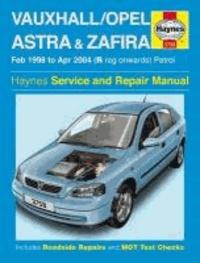 A. K. Legg - Vauxhall Opel Astra and Zafira Petrol.