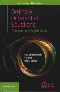 Lemememonde.fr Ordinary Differential Equations - Principles and Applications Image