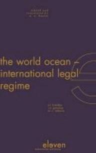 A. L. Kolodkin et V. N. Gutsuliak - The World Ocean: International Legal Regime.