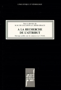 Marie-Madeleine de Gaulmyn - À la recherche de l'attribut.