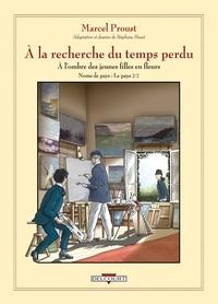 Stéphane Heuet - À la recherche du temps perdu 3 : À l'ombre des jeunes filles en fleurs - Deuxième partie.