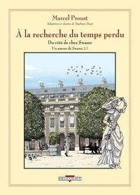 Stéphane Heuet - À la recherche du temps perdu 5 : Un amour de Swann - Deuxième partie.