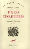 A Laszlo - PACO L'INFAILLIBLE.