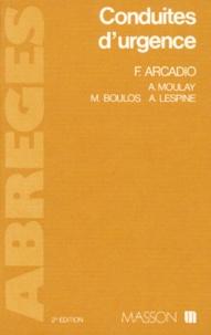 A Lespine et F Arcadio - .
