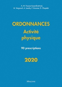 A.-M. Foucaut - Ordonnances activité physique - 90 prescriptions.