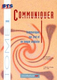 COMMUNIQUER BTS ASSISTANT. Communiquer par oral et en langue anglaise.pdf