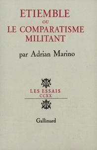 A Marino - Étiemble ou le Comparatisme militant.