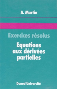 Deedr.fr EQUATIONS AUX DERIVEES PARTIELLES. Exercices résolus Image