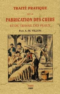 Rhonealpesinfo.fr Traité pratique de la fabrication des cuirs et du travail des peaux Image