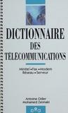 A Odier - Dictionnaire des télécommunications.