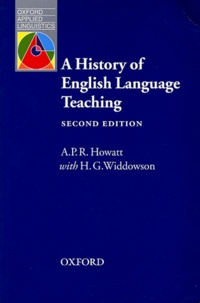 A-P-R Howatt - A History of English Language Teaching.
