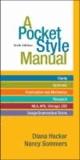 A Pocket Style Manual.