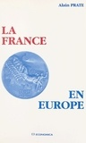 A Prate - La France en Europe.