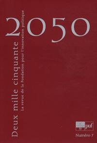 Nathalie Kosciusko-Morizet et Michel Lannoo - 2050 N° 7, Avril 2008 : Nanotechnologies : science et conscience.