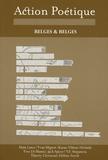 Jan Baetens et Rossano Rosi - Action Poétique N° 185, Septembre 20 : Belges & Belges.