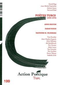 Henri Deluy - Action Poétique N° 199, mars 2010 : Poètes turcs (1950-1970).