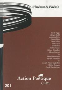 Sarah Riggs et Abigail Child - Action Poétique N° 201 : Cinéma & Poésie.