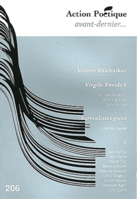 Henri Deluy - Action Poétique N° 206, Décembre 201 : .