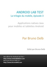 Bruno Delb - Android Lab Test.