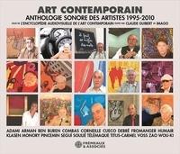 Claude Guibert - Art contemporain, anthologie sonore des artistes 1995-2010.