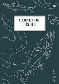 Emilie Lechevalier - Carnet de pêche.
