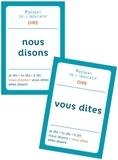 Dominique Benichou - Coup de pouce pour apprendre hachette istra - jeu de cartes conjugaison - 2019.