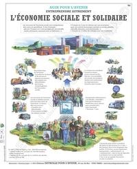 Deyrolle pour l'avenir - Economie Sociale et Solidaire - Planche 66x80.