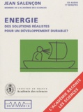 Jean Salençon - Energie. 1 CD audio
