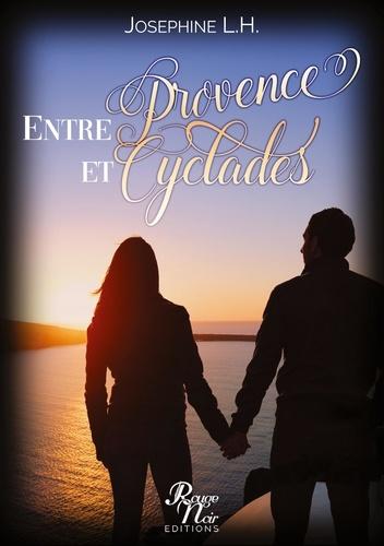 Rouge noir Editions et Joséphine Lh - Entre Provence et Cyclades.