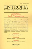 Jean-Claude Besson-Girard - Entropia N° 12, printemps 201 : Fukushima, fin de l'anthropocène.