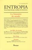 Alice Canabate et Philippe Gruca - Entropia N° 14, printemps 201 : La saturation des mondes.
