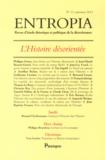 Jean-Baptiste Fressoz et Philippe Gruca - Entropia N° 15, automne 2013 : L'Histoire désorientée.