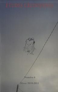 André Derval - Etudes céliniennes N° 6, Hiver 2010-201 : .