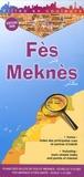 Editions Laure Kane - Fès Meknès - 1/12 000.