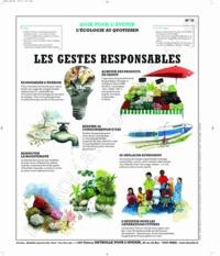 Deyrolle pour l'avenir - Gestes responsables - Poster 50x60.
